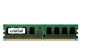 Crucial 32GB Kit 2x16GB DDR3 1866 RDIMM Memory