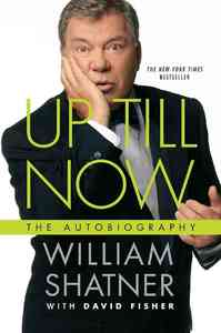 up till now william shatner paperback raru