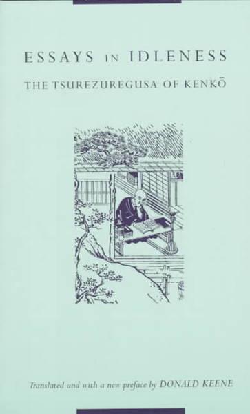 summary of essays in idleness by kenko