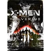 X-Men Franchise Boxset (Blu-ray)
