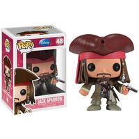 Funko Pop! Disney - Funko Pop! Disney: Jack Sparrow Vinyl Figure (Pirates of the Caribbean)