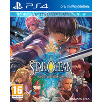 Star Ocean V: Integrity and Faithlessness (PS4)