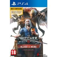 The Witcher 3: Wild Hunt - Blood & Wine (PS4)