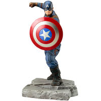 """MARVEL NOW! Civil War Captain America"" ARTFX+ Captain America Civil War (Figures)"