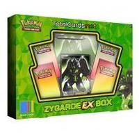 Pokémon Zygarde Box