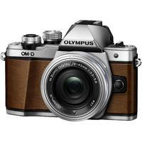 Olympus E-M10II Body Fox Brown + M.ZUIKO ED 14-42mm Lens DSLR Camera