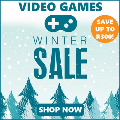 Video Games Winter Sale