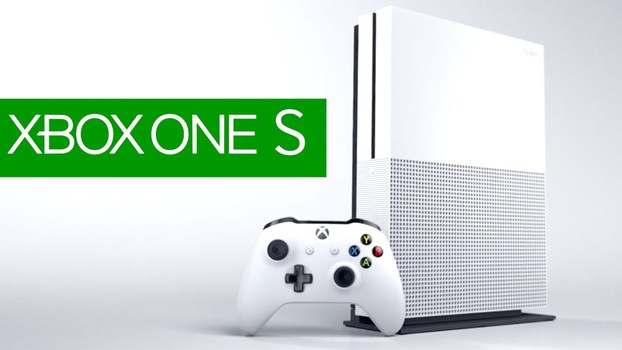 Xbox One S Console on Order