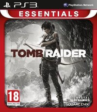 Tomb Raider (PS3) - Cover