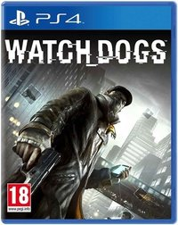Watch Dogs (PS4) - Cover
