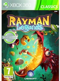 Rayman Legends (Xbox 360 Classics) - Cover