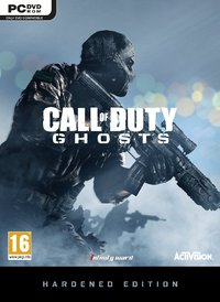 Call of Duty: Ghosts (PC) - Cover