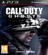 Call of Duty: Ghosts (PS3) Cover