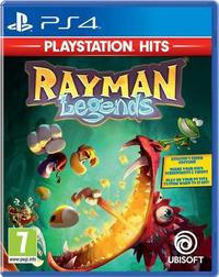 Rayman Legends - PlayStation Hits (PS4) - Cover