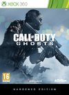 Call of Duty: Ghosts (Xbox 360) Cover