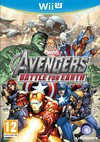 Marvel Avengers: Battle for Earth (Wii U) Cover