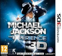 Michael Jackson: The Experience (3DS) - Cover