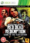 Red Dead Redemption (Xbox 360) Cover