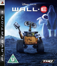 Wall-E (PS3) - Cover
