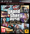 Grand Theft Auto: Episodes from Liberty City (PS3) Cover
