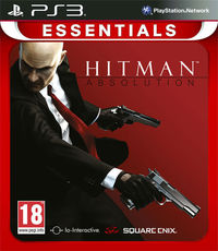 Hitman: Absolution (PS3) - Cover