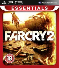 Far Cry 2 - PS3 Essentials (PS3) - Cover