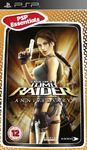 Tomb Raider: Anniversary - PSP Essentials (PSP) Cover