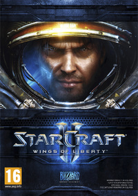 StarCraft II: Wings of Liberty (PC Download) - Cover