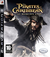 Pirates of the Caribbean: At World's End (PS3) Cover