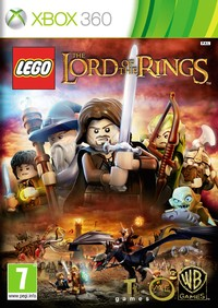 LEGO: The Lord of the Rings (Xbox 360) - Cover