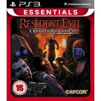 Resident Evil: Operation Raccoon City (PS3) - Cover