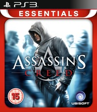 Assassin's Creed (PS3) - Cover