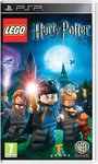 LEGO Harry Potter: Years 1-4 (PSP) Cover