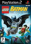 LEGO Batman: The Videogame (PS2) Cover