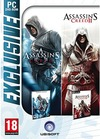 Assassin's Creed 1 & 2 Compilation (PC) Cover