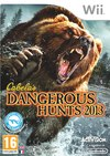 Cabela's Dangerous Hunts 2013  (Wii) Cover