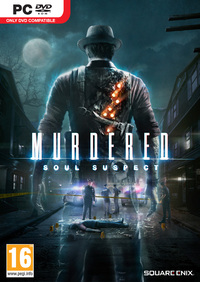 Murdered: Soul Suspect (PC) - Cover