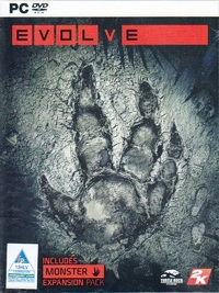 Evolve (PC) - Cover