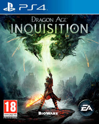 Dragon Age III: Inquisition (PS4) - Cover