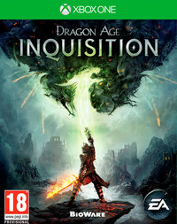 Dragon Age III: Inquisition (Xbox One) - Cover
