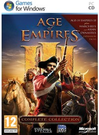 Age of Empires III: Complete Collection (PC) - Cover