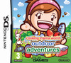 Cooking Mama World: Outdoor Adventures  (NDS) Cover