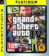 Grand Theft Auto IV (PS3) Cover
