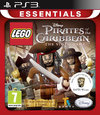LEGO Pirates of the Caribbean: The Video Game (PS3) Cover