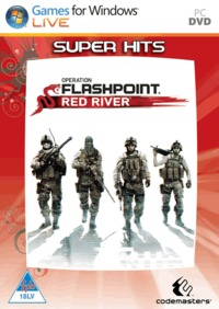 Operation Flashpoint: Red River (PC) - Cover