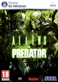 Aliens vs Predator (PC) - Cover