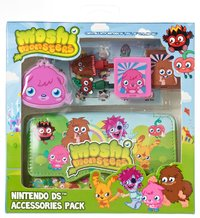 Moshi Monsters: 7-in-1 Accessories Pack (DS) - Cover