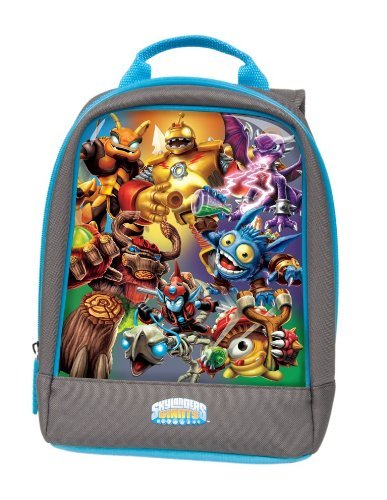 Skylanders Giants Universal Storage Sling Bag - Blue - Cover  sc 1 st  Raru & Skylanders Giants Universal Storage Sling Bag - Blue - Video Games ...