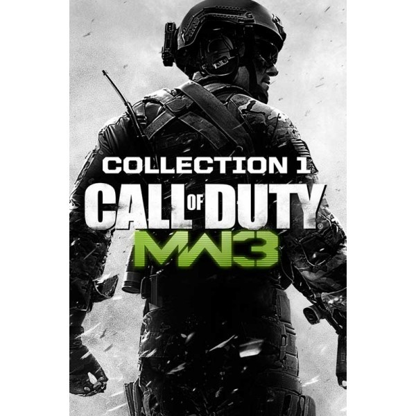 Call of Duty: Modern Warfare 3 - DLC Collection 1 (PC)
