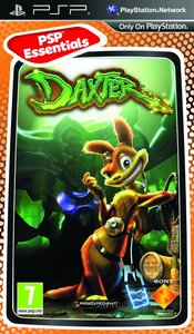 Daxter (PSP) - Cover